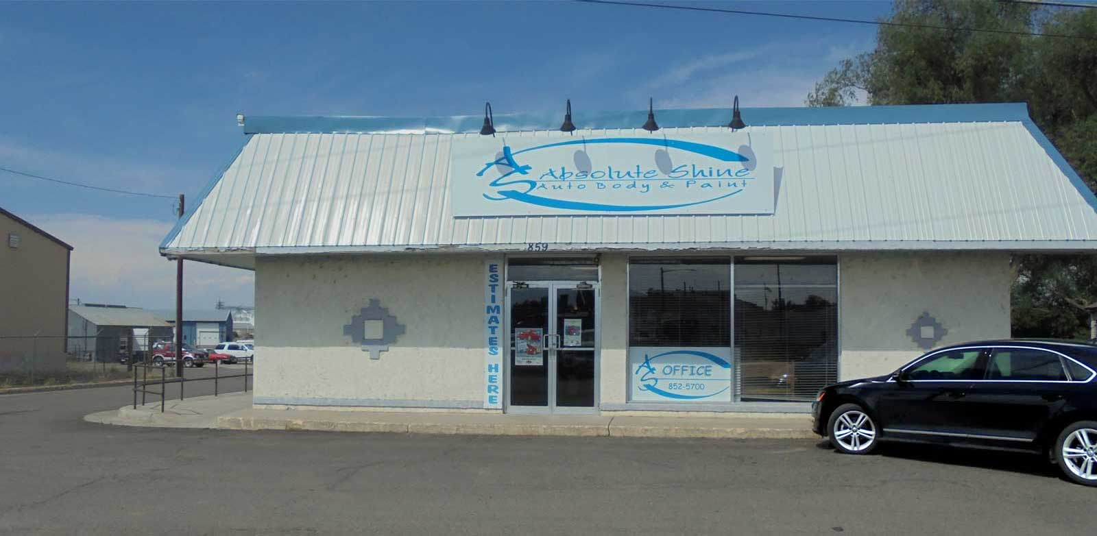 Auto Body Shop in Monte Vista - Absolute Shine Auto Body & Paint